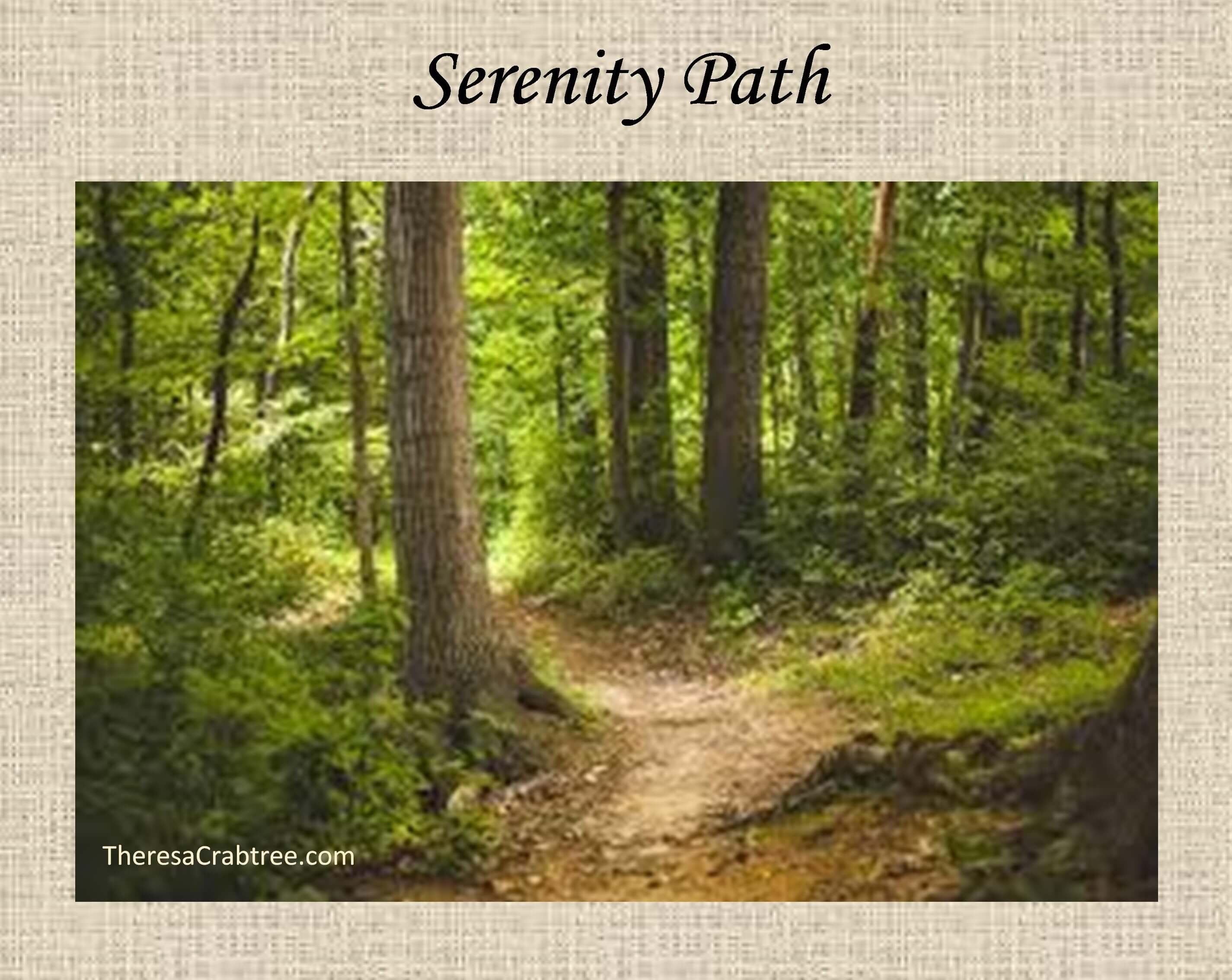 Soul Connection 251 ~ Serenity Path