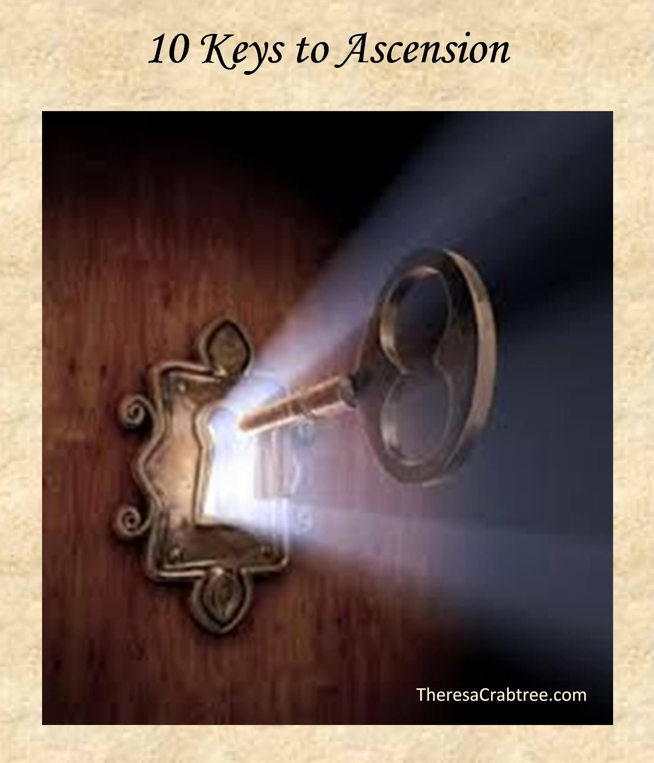Soul Connection 253 ~ 10 Keys to Ascension