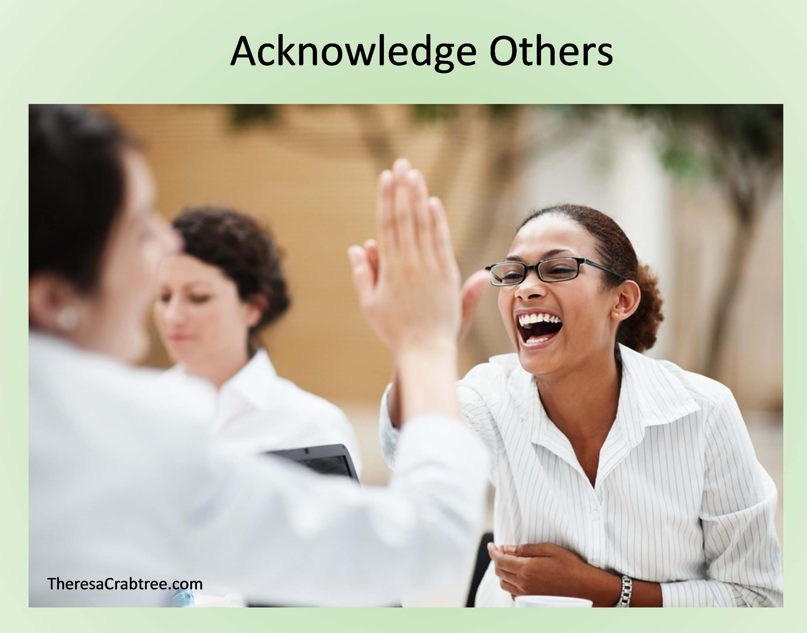 Soul Connection 261 ~ Acknowledge Others