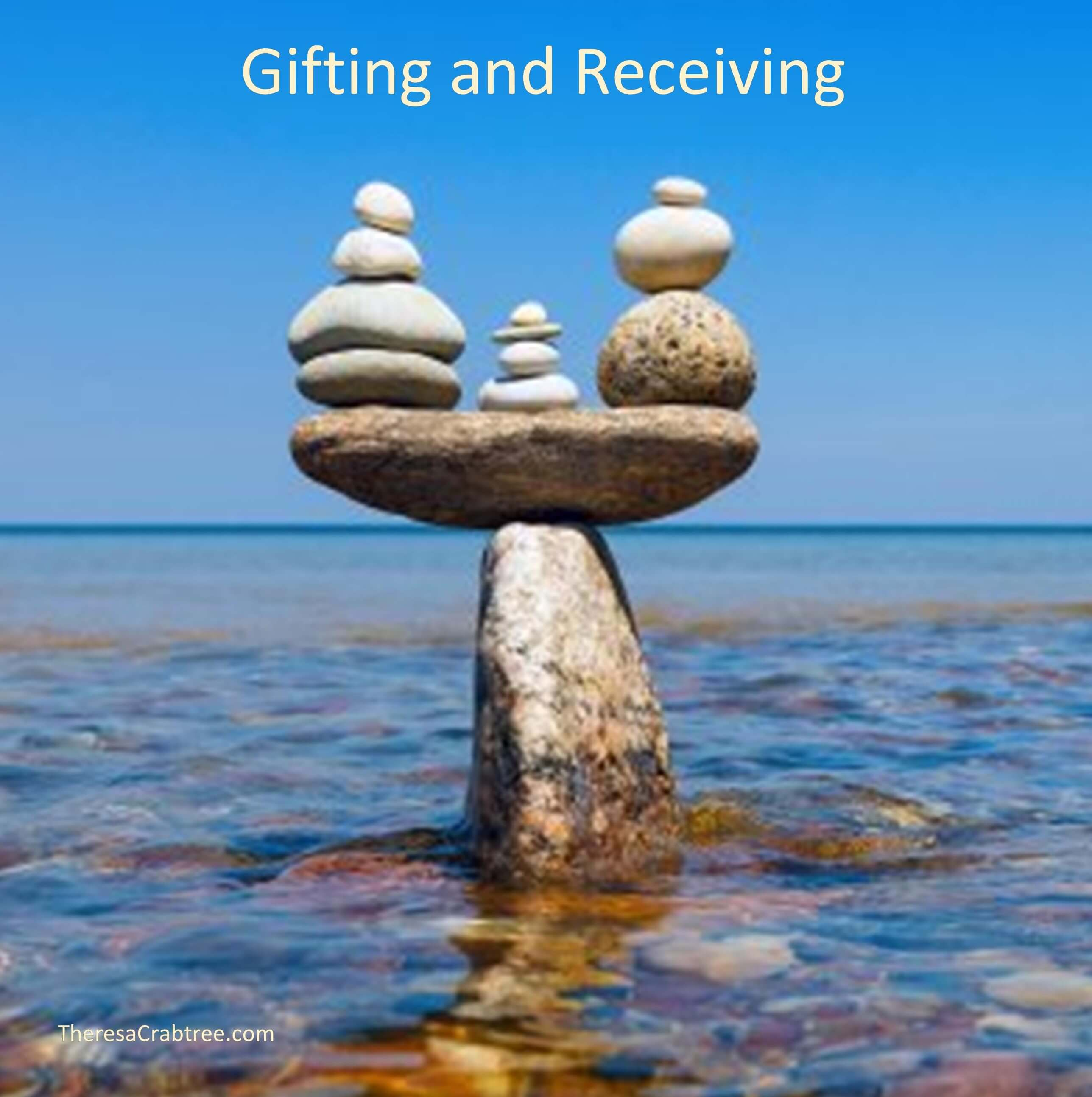 Soul Connection 16 ~ Gifting and Receiving