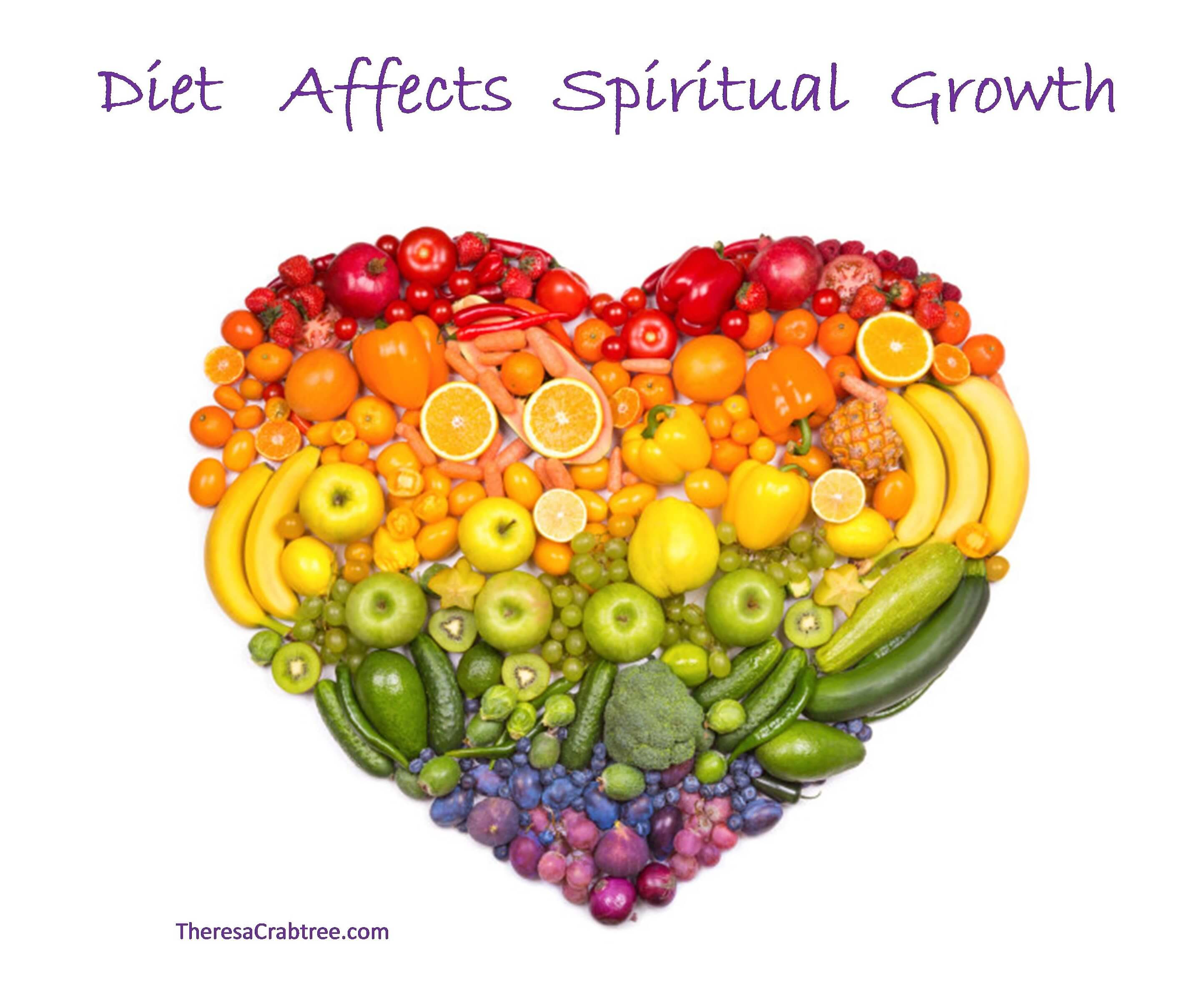 Soul Connection 18 ~ Diet Affects Spiritual Growth
