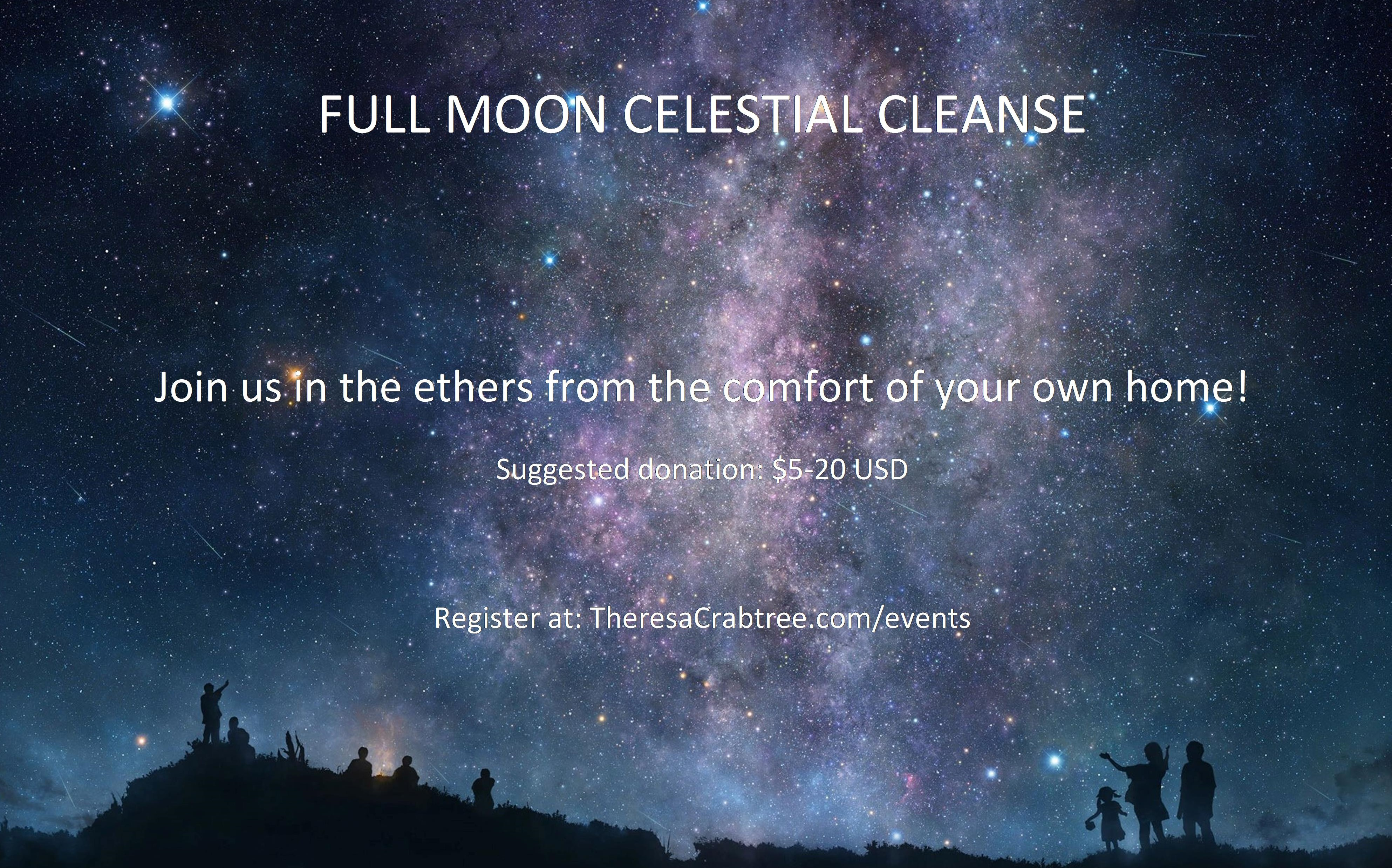 """Pink Full Moon"" in Libra Celestial Cleanse!"