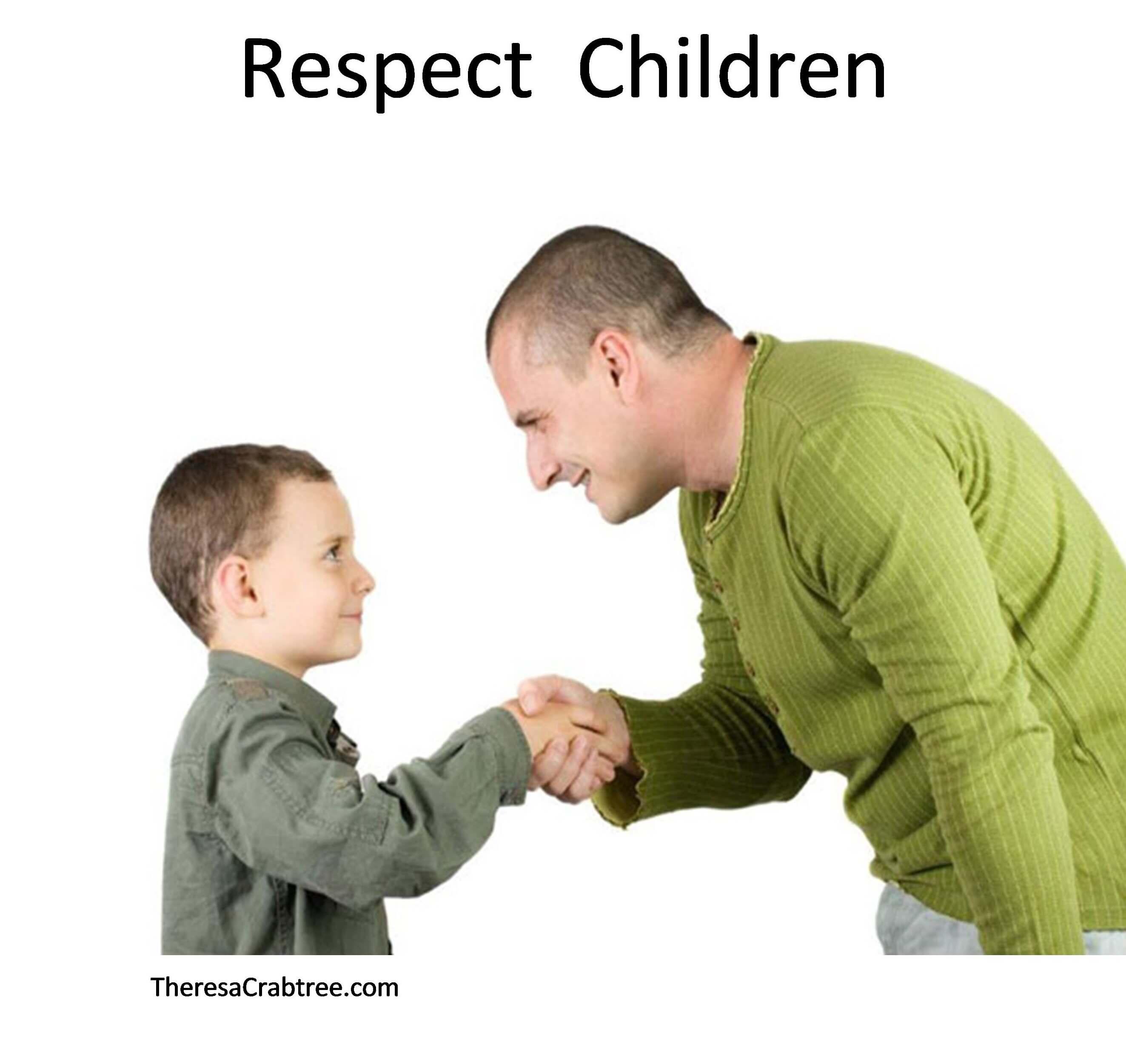 Soul Connection 39 ~ Respect Children