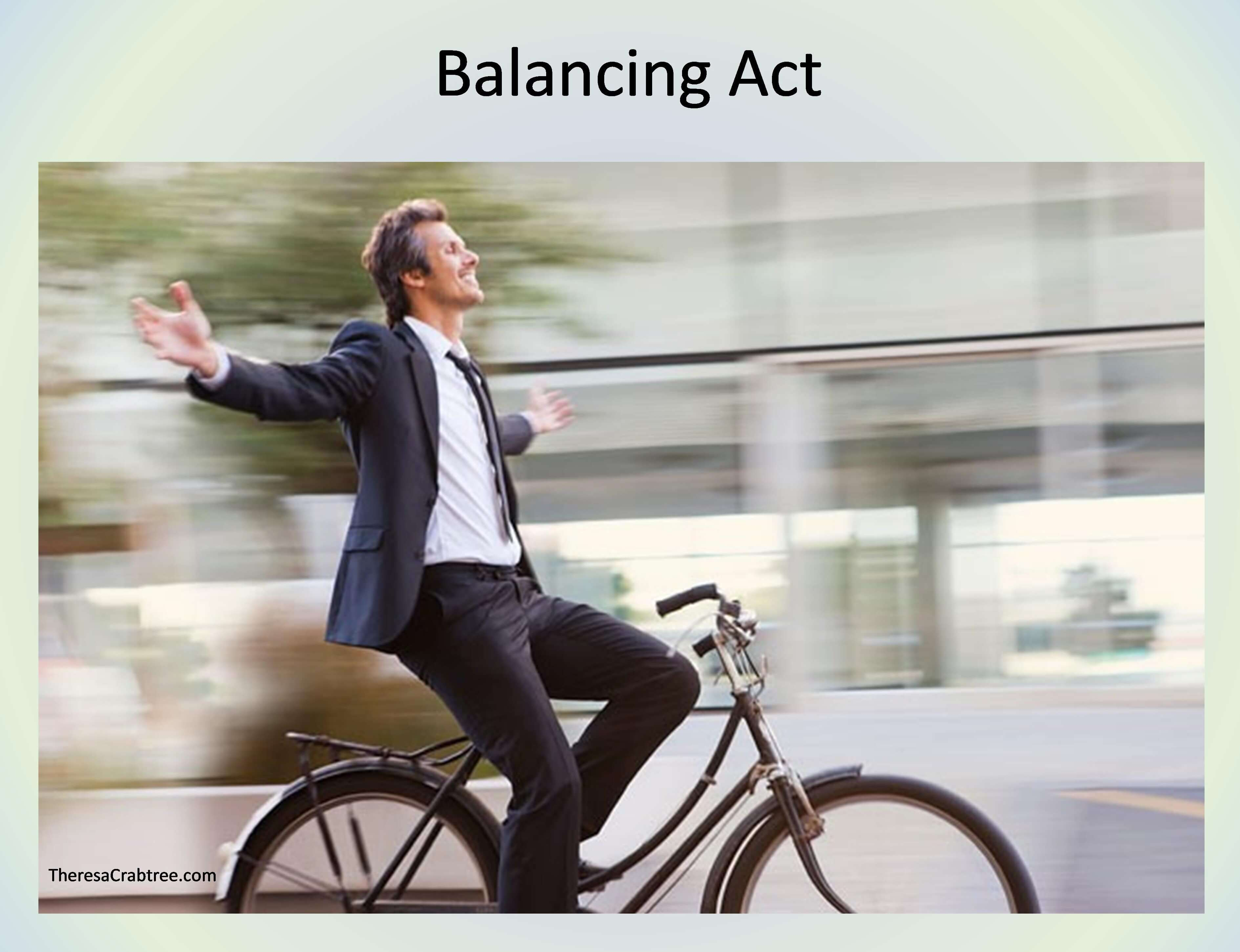 Soul Connection 49 ~ Balancing Act