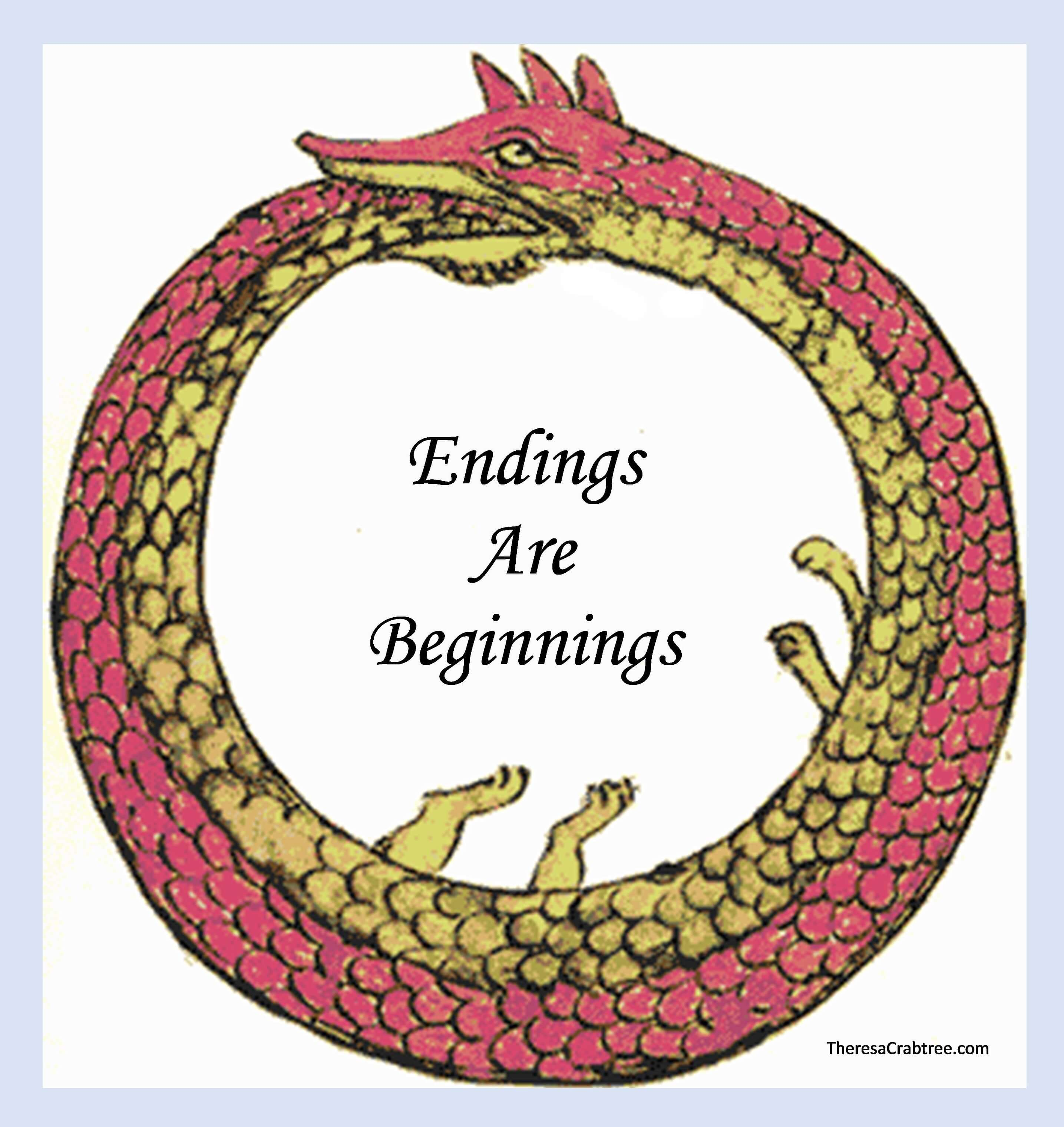 Soul Connection 67 ~ Endings are New Beginnings