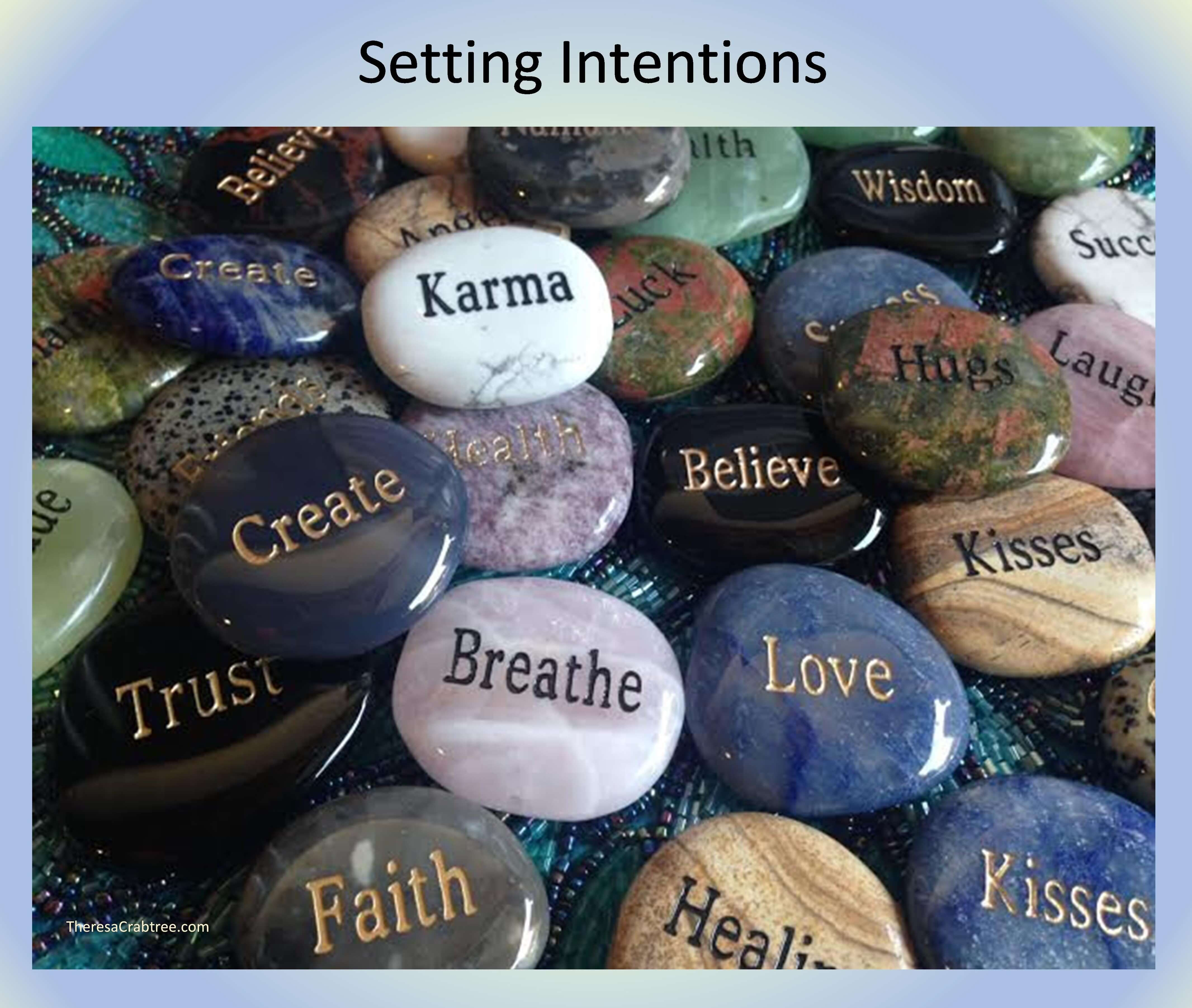 Soul Connection 89 ~ Setting Intentions