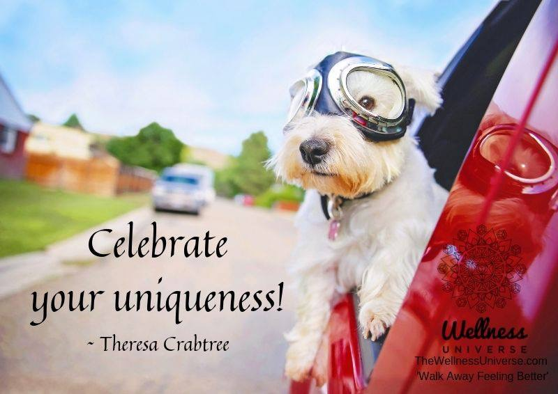 Celebrate your uniqueness!
