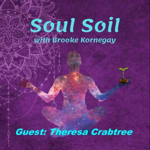 Poster Theresa Crabtree Guest on Soul Soil