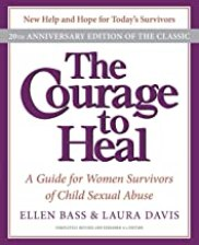 The Courage to Heal Book Cover
