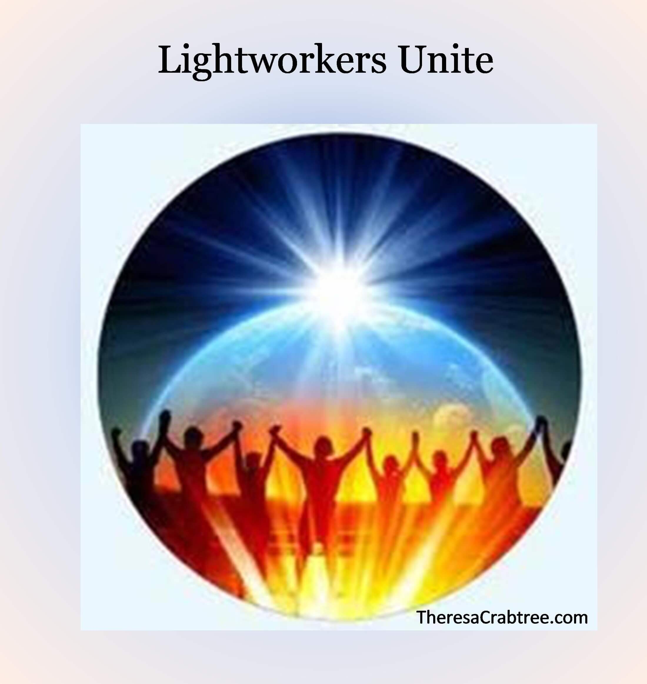 Lightworkers Unite!