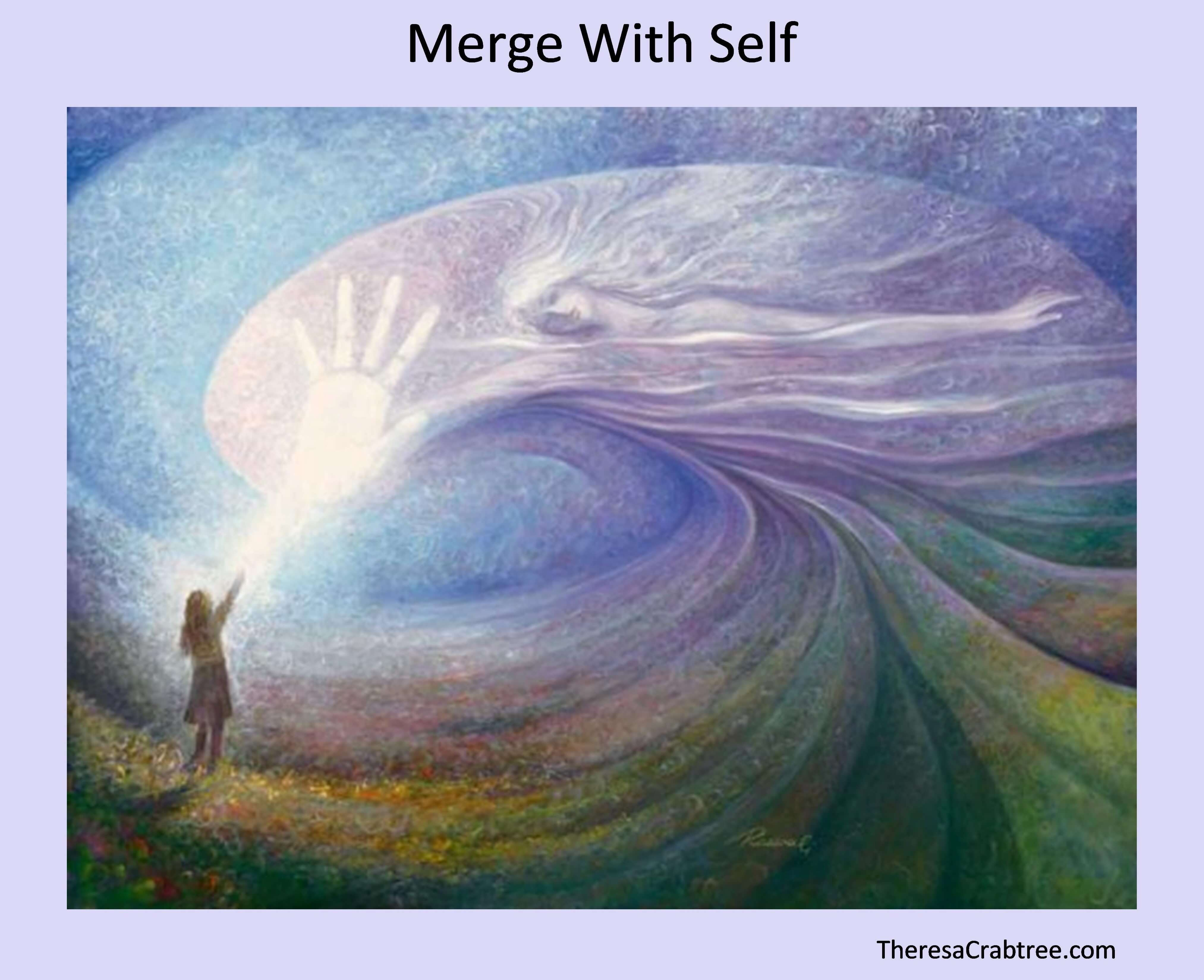 Merge with Higher Self
