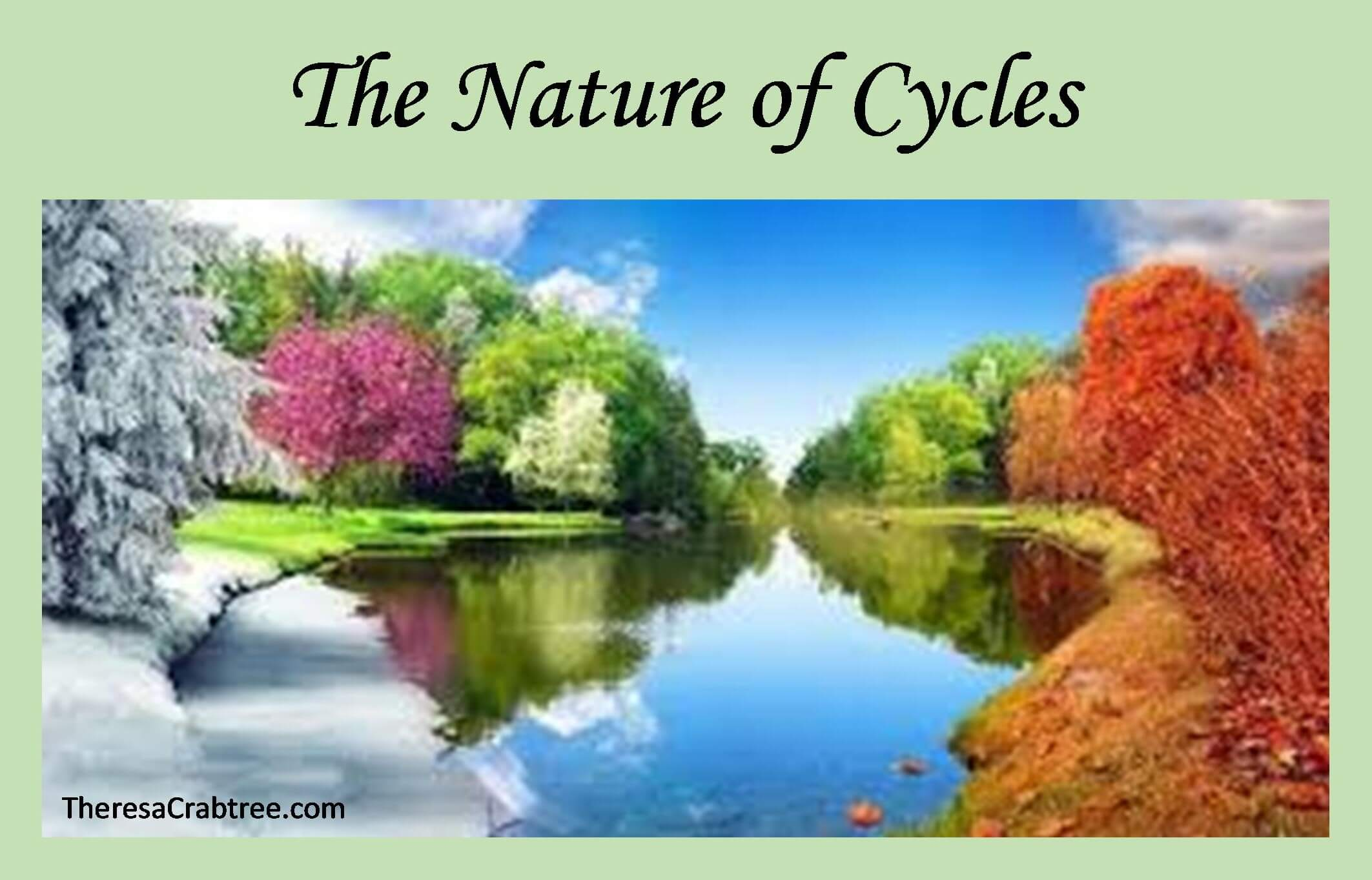 The Nature of Cycles
