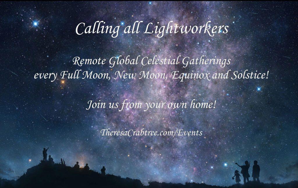 Celestial Gathering dates