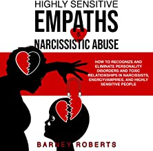 Highly Sensitive Empaths and Narcissist Abuse book cover