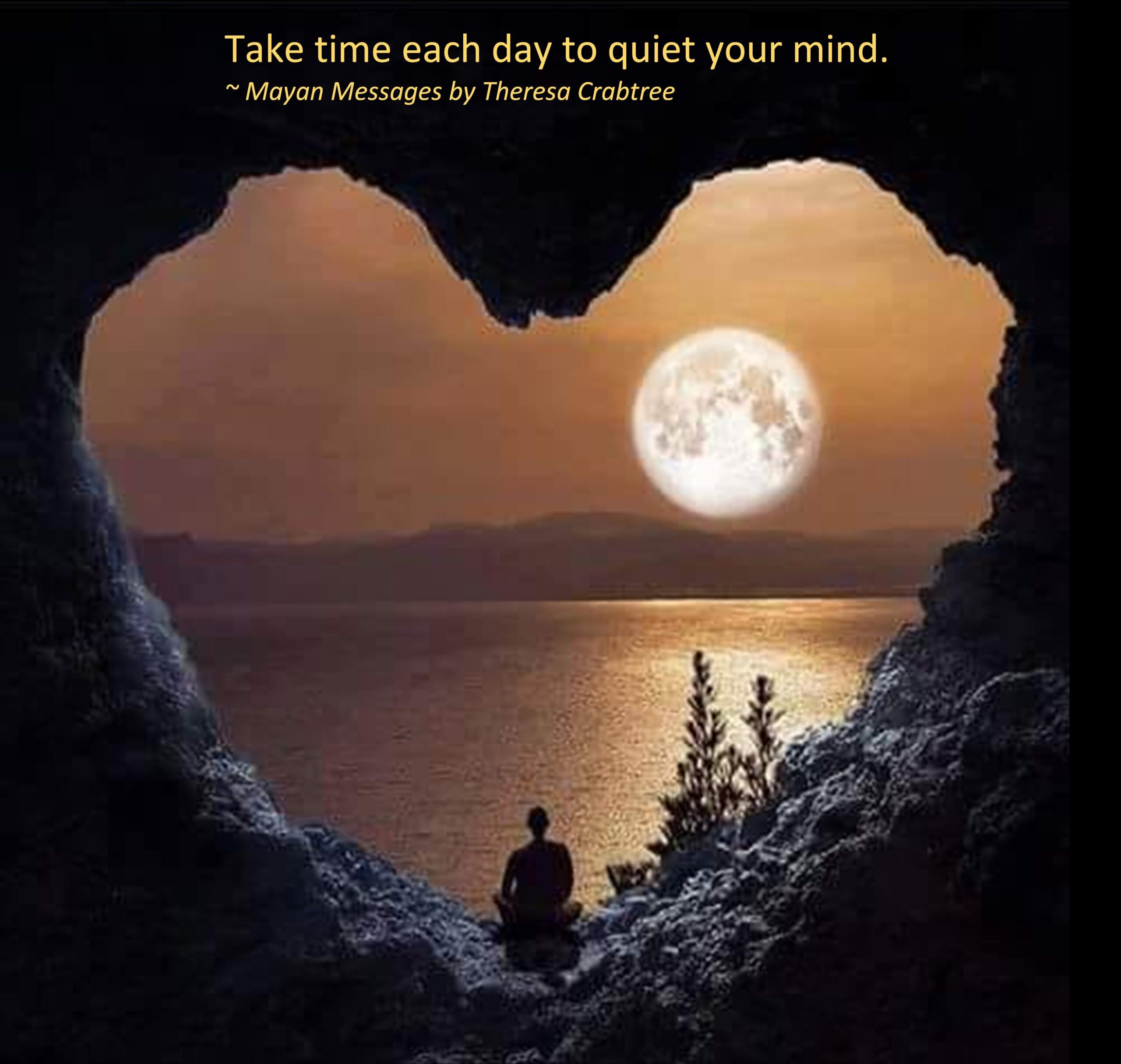 Quiet Your Inner Mind