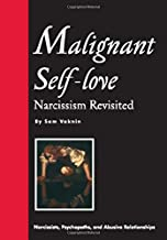 Malignant Self Love book cover