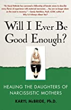 Will I ever be Good Enough book cover