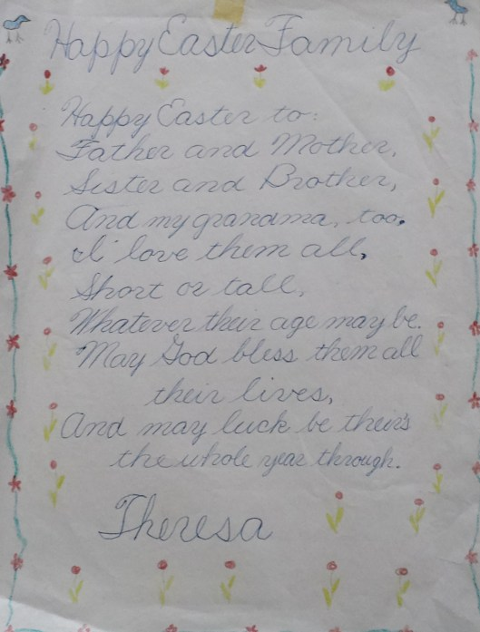 MTH poem Easter 20150311_152535