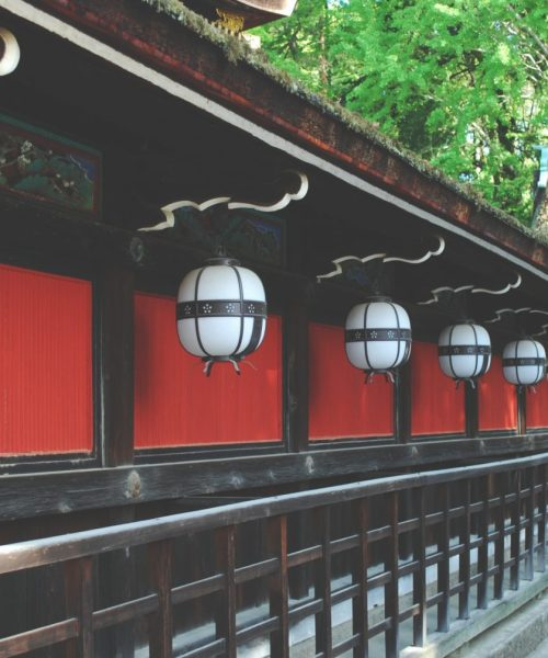 After spending a long weekend exploring Japan's ancient capital, I've come up with a little list of what to see in Kyoto.
