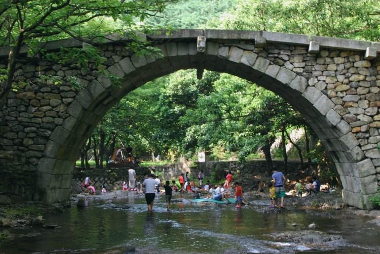 Yeongchuisan Valley, Yeosu