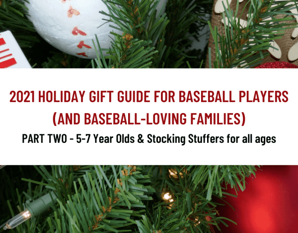 what to get a baseball player for christmas