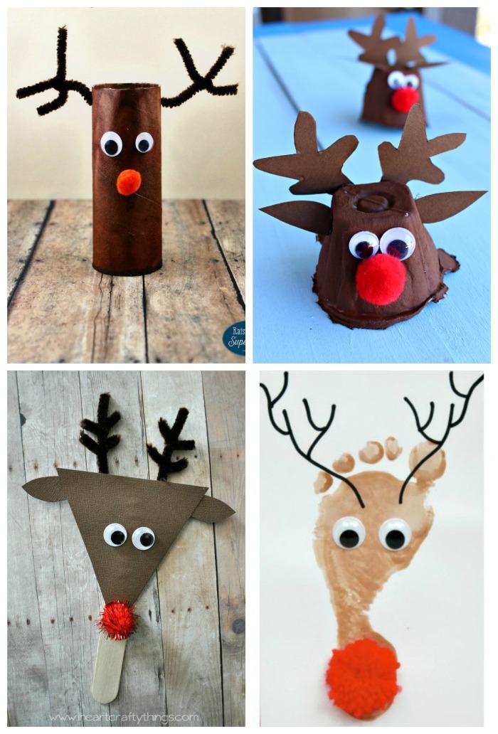 Santa Crafts Toddlers
