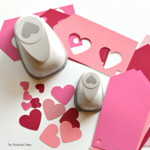 Valentine's Day Fine Motor Activity - The Resourceful Mama