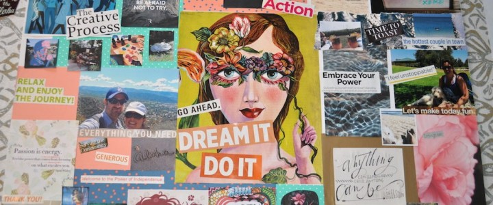 7 Simple Steps to Creating a Vision Board