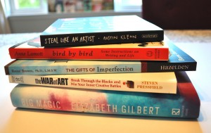 5 Creative Books