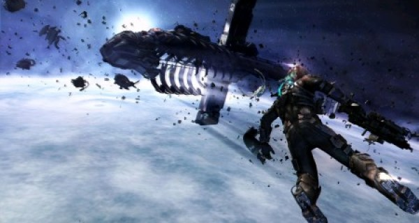 Dead Space 3 Screenshot First Impressions Demo