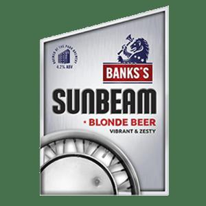 Banks Sunbeam Blonde Beer