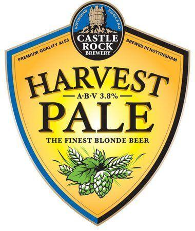 Castle Rock Harvest Pale Ale at The Retreat pub