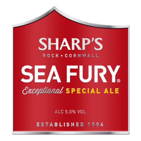 Sharp's SeaFury at The Retreat pub in Reading