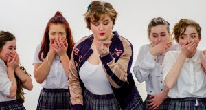 cast girls like that traverse theatre