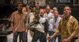 Barber Shop Chronicles at National Theatre