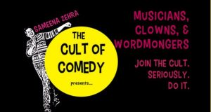 The Cult Of Comedy