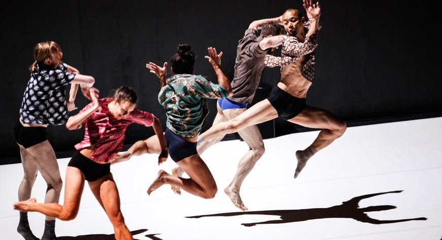 Emmanuel Gat Dance: Works – The Lowry, Salford - The Reviews Hub