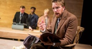 (An Enemy of the People) (Gene Frankel Theatre) (NYC) (c)Jeremy Daniel