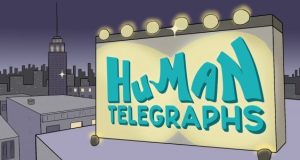(Human Telegraphs title image)