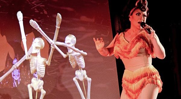 [BenDeLaCreme's Inferno A-Go-Go] [Laurie Beechman Theatre, NYC] (c)Jason Russo