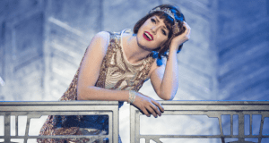 Joanne Clifton as Millie Dillmount in Thoroughly Modern Millie