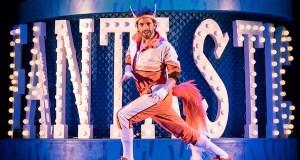 Greg Barnett as Fantastic Mr Fox