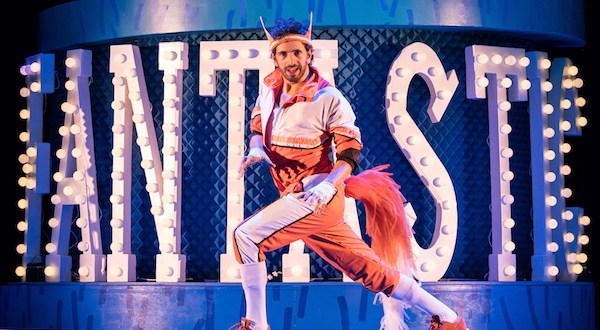 Greg Barnett as Fantastic Mr Fox
