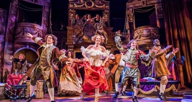 cast nell gwynne king;s theatre edinburgh