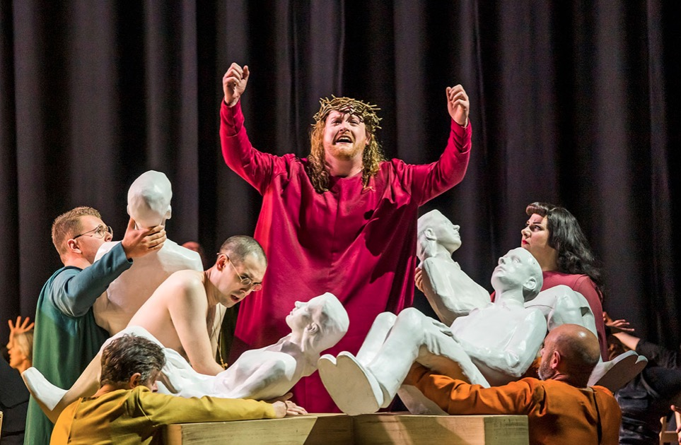 Opera North: The Greek Passion- The Lowry, Salford - The Reviews Hub