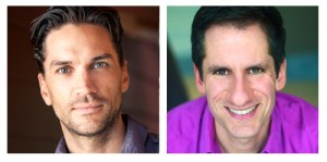 Will Swenson and Seth Rudetsky