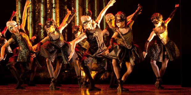 northern ballet corps in casanova