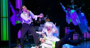 jon robyns wedding singer king's theatre glasgow