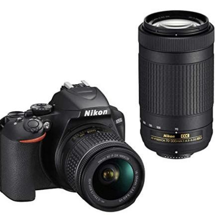 Nikon D3500 DSLR