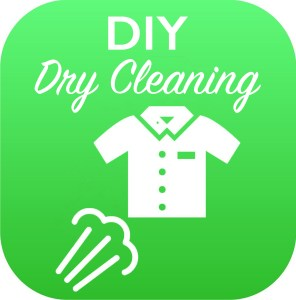 DIY Dry Cleaning